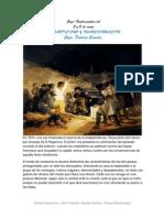 Fusilamientos Goya Romanticismo-Arte