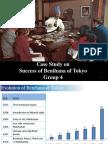 Benihana - Case Study Discussion