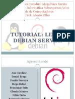 Slides - Linux Debian Server