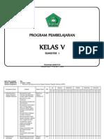 Program Smester Mtk ,Ips,Ipa,Pkn Smester 1
