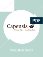 Manual de Identidad Corporativa Capensis