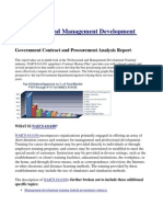 NAICS 611430 - Professional and Management Development Training