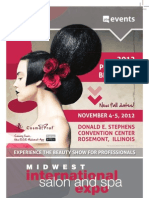 ISSE Midwest 2012 Preshow Brochure