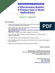 Clinical Effectiveness Bulletin no. 67 August 2012