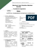 S Planeamiento Estrategico 2012 II