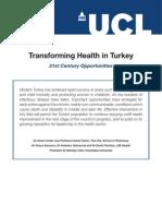 Transforming Health in Turkey