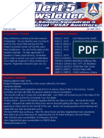 Alert 5 Newsletter - 26 June 2012