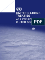 UN Treaties n Principles on Outer Space