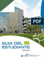 Guia del estudiante de Psicología 2012