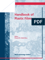 Handbook of Plastic Films