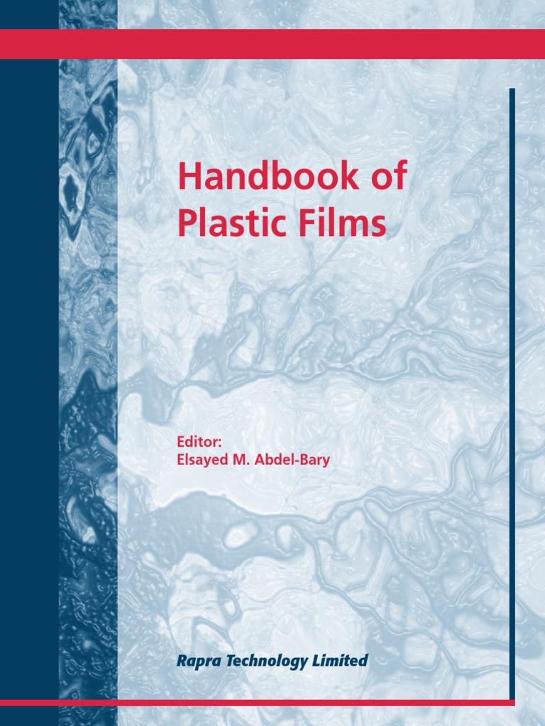 Handbook of Plastic Films | Polyethylene | Polyolefin