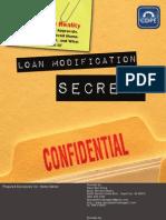 Loan Mod Secrets Report