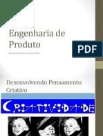 Apresentação Desenvolvimento de Produto_ Aulas 1 e 2