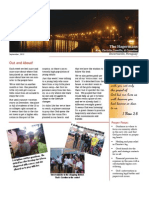 Hagerman Sept '12 Newsletter from Paraguay
