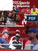 Second Edition of the 1495 Sports Magazine