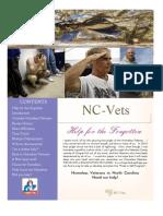 Homeless Veterans and PTSD