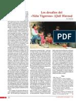 LRA-141Los Desafios Del Nino Vigoroso