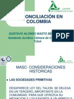 La Conciliación en Colombia