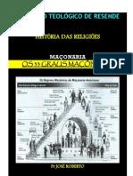 OS 33 GRAUS MAÇONICOS