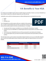 VA Benefits With Your HSA