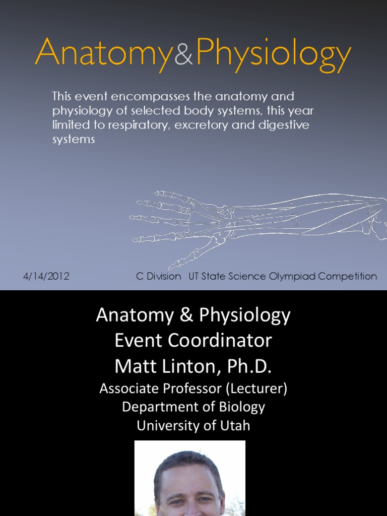 Utah Science Olympiad 2012 | Physics & Mathematics | Physics