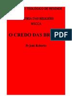 o Credo Das Bruxas
