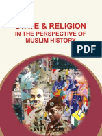 State and Religion Muslim History Booklet (English)