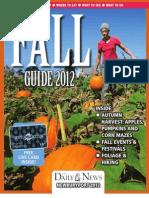 Fall Guide 2012