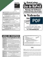 5 Uso Maprex Valencia 15 Sept..