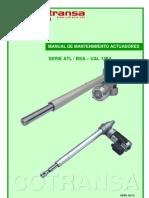 2 Manual General de Mantenimiento de Actuadores Lineleas