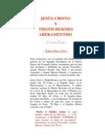 JESÚS ABERAMENTHO Y THOTH-HERMES