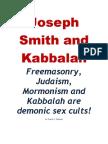 Joseph Smith and Kabbalah