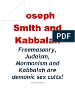Joseph Smith and Kabbalah