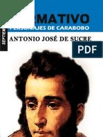 Documento Personaje de Carabobo Septiembre