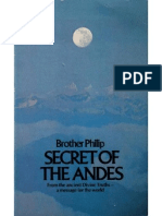 Secret of the Andes - Brother Philip, George Hunt Williamson