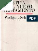 Schrage, Wolgang - Etica de Nuevo Testamento