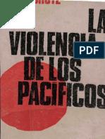 Schutz, Roger - La Violencia de Los Pacificos