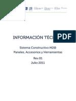 Informacion Tecnica CP