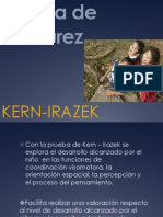 014presentacion Prueba Kern-irazek