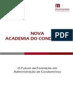 Apresentação Nova Academia do Condomínio 2012_v6