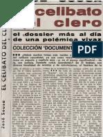 Sousa, Jose - El Celibato Del Clero