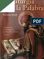 Stock, Klemens - La Liturgia de La Palabra (b)