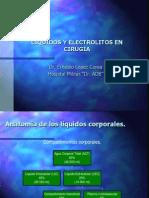 03-Liquidos y Electrolitos en Cirugia