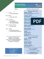Enterprise Florida Board Book September 2012 Meeting