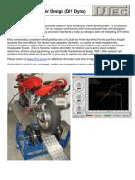 Inertia Dyno Design Guide