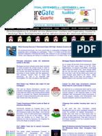 Weekend Edition - September 3 to September 7, 2012 - ForeclosureGate Gazette