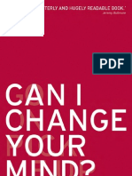 Can I Change Your Mind - The Craft and Art of Persuasive Writing