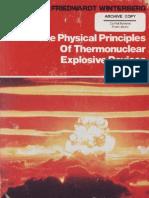 1981 Thermo Bomb Book