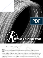 Circle k Tension Chart