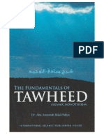 The Fundamentals of Tawheed Islamic Monotheism